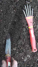 Soil Crumbler & Planting Knife