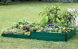 2-Tier Raised Bed