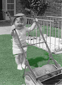 My first Lawn Mower