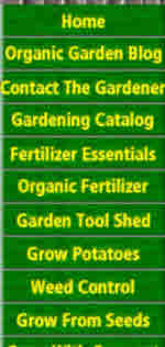 the-organic-gardener.com buttons on SiteBuildIt