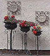 Decorative Iron Bowls