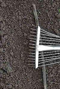 Adjustable Spring Rake
